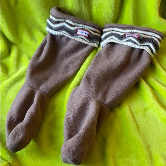 Hunter wellie socks